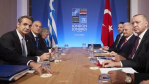 Διμερής συνάντηση Ελλάδας Τουρκίας