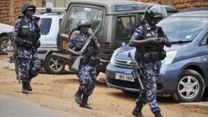 Αστυνομία στην Ουγκάντα