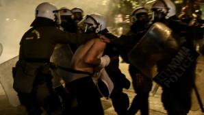 επεισόδια στην Αθήνα για την επέτειο Γρηγορόπουλου