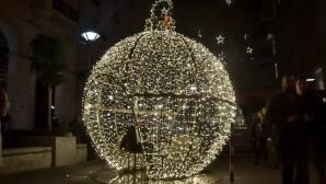 Στολισμός της Αθήνας για τα Χριστούγεννα του 2019
