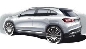 Νέα Mercedes GLA κινητήρες