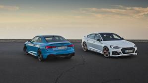 Audi RS 5 Coupé και Audi  RS 5 Sportbackπαρουσίαση Ελλάδα