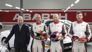 Abarth 124 rally 70η  Επέτειος Παγκόσμιος Τίτλος FIA R-GT