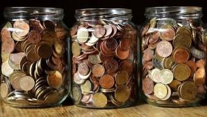 Κέρματα με βάζα