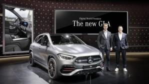Νέα Mercedes GLA