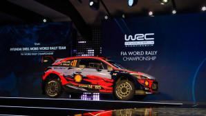 Hyundai Παγκόσμια Πρωταθλήτρια Κατασκευαστών WRC