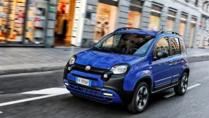 Fiat Panda City Cross Fiat Panda CNG Τιμή