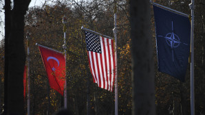 σημαίες ΗΠΑ και Τουρκίας