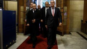Πρόεδροι Βουλής Ελλάδας και Λιβύης
