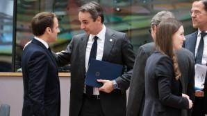 Κυριάκος Μητσοτάκης σύνοδος κορυφής ΕΕ