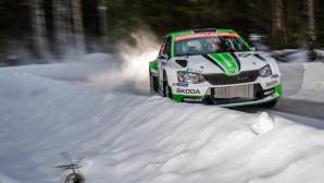 SKODA Mototorsport WRC 2 Pro  Fabia R5 evo