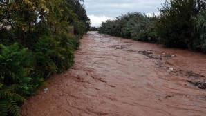 Αχαΐα: Κίνδυνος Υπερχείλισης Του Ποταμού Πείρου