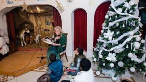 Επίσκεψη αγάπης στο Λύρειο Παιδικό Ίδρυμα