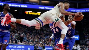 Γιάννης Αντετοκούνμπο NBA