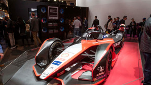 Nissan Formula E προσομοιωτής