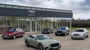 Bentley πωλήσεις