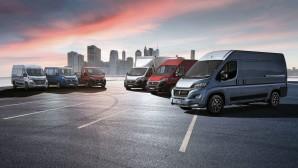 Fiat Professional  μοντέλα εγγύηση χιλιόμετρα