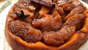 γαλλική μηλόπιτα