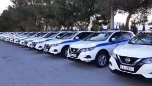 Nissan QASHQAI Ελληνική Αστυνομία