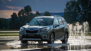 Subaru Forester e-BOXERδοκιμές πρόσκρουσης Euro NCAP