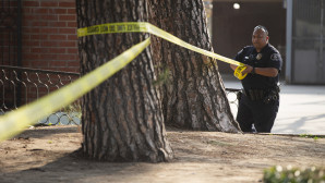 Αστυνομία στις ΗΠΑ - περιοχή εγκλήματος