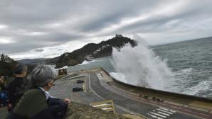 Ισχυροί άνεμοι στην Ισπανία