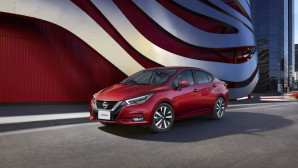 "Nissan Versa ""Καλύτερο αυτοκίνητο της χρονιάς"""