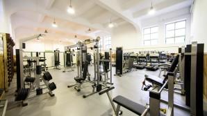 Το νέο ανακαινισμένο γυμναστήριο στην Ευελπίδων