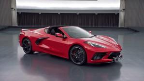 Συλλεκτική Corvette C8 001 τιμή