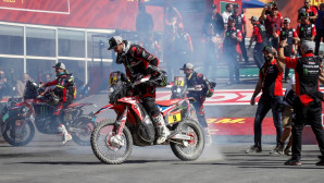Honda Ricky Brabec  2020 Dakar Rally