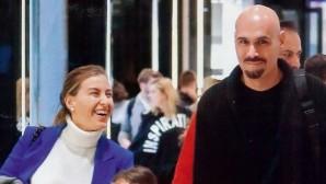 Ο Δημήτρης Σκουλός με τη σύζυγό του Τζέλλα