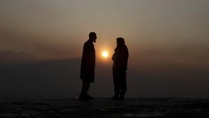 ηλιοβασίλεμα στην Καμπούλ