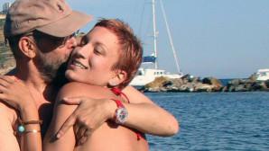 Ο Μάνος Αντώναρος και η Ολίβια Γαβρίλη