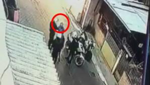 Στιγμιότυπο από το επεισόδιο