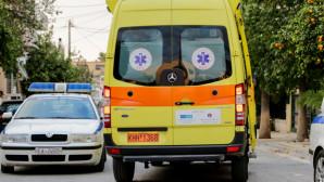 Περιστέρι: Γυναίκα Έπεσε Από Το Μπαλκόνι