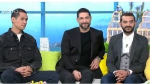Οι τρεις κριτές του MasterChef 4
