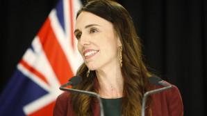 Η πρωθυπουργός της Νέας Ζηλανδίας Τζασίντα Αρντέρν