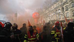 διαδηλώσεις Παρίσι