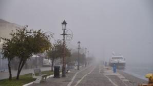 Ομίχλη στην Πρέβεζα