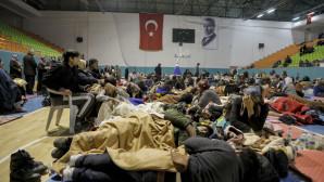 Σεισμόπληκτοι στην Τουρκία