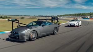2020 Nissan GT-R NISMO κινηματογράφηση