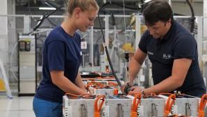 BMW προσλήψεις εξαρτήματα ηλεκτροκίνησης