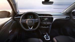 Opel Corsa-e σύστημα κλιματισμού