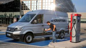 VW e-Crafterπαραγγελία