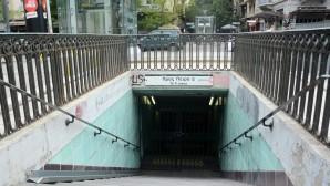 κλειστός σταθμός ΗΣΑΠ λόγω απεργίας