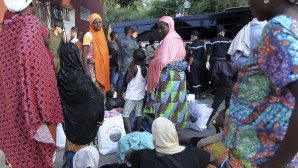 πρόσφυγες Αλγερία