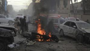 βομβιστική επίθεση στο Πακιστάν
