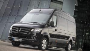 Mercedes-Benz Sprinter Γενέθλια 25 χρόνια