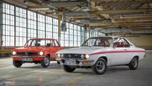 Οpel Ascona Opel Manta 50 χρόνια