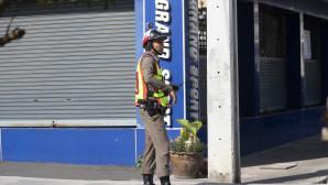Αστυνομικός στην Ταϊλάνδη